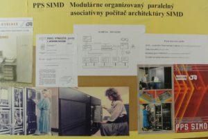 Technické parametre avzhľad počítača PPS SIMD