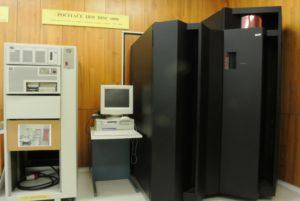 Expozícia počítačov IBM