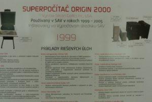 Príklady úloh riešených vo VSSAV na počítači Origin 2000