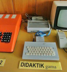 Počítač DIDAKTIK gama