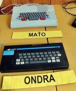 Počítače MAŤO a ONDRA